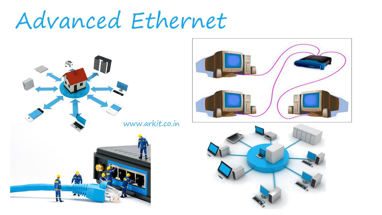 Advanced Ethernet Networking concepts Video Tutorial