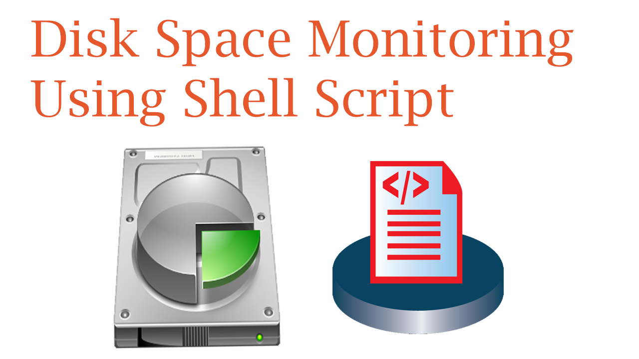 Disk Space Monitoring Script And Get Email Alert When CRITICAL