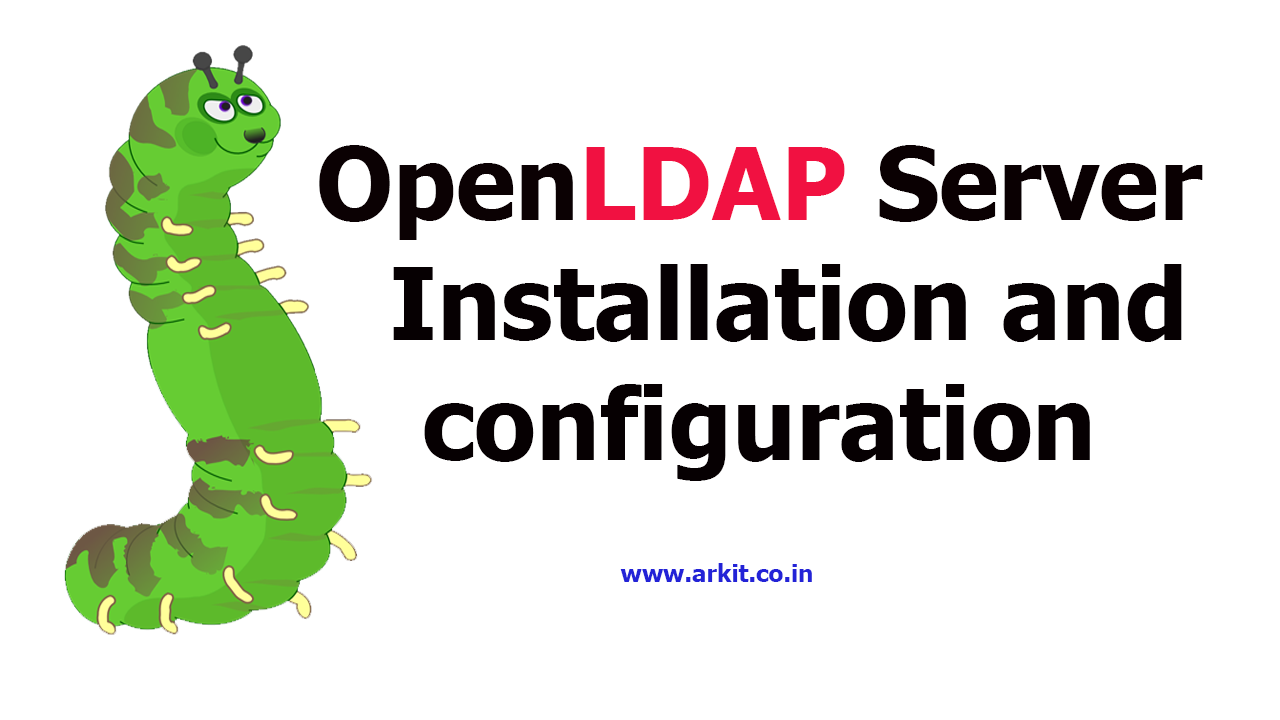 RHEL7 openLDAP server installation and configuration step by step