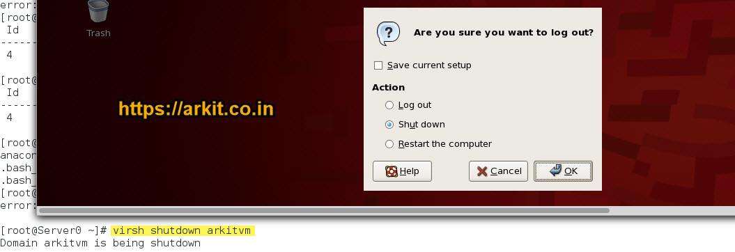 Hp Switch Shutdown Command