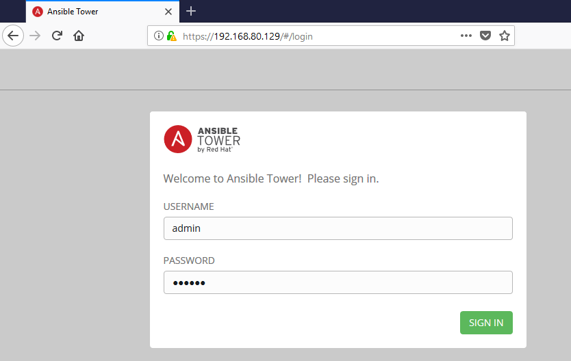 Install Ansible Tower Step by Step Guide RHEL 7 - ARKIT